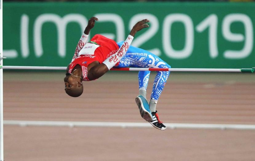 El saltador Luis Joel Castro fue finalista hace cuatro años en Río 2016. (Archivo)