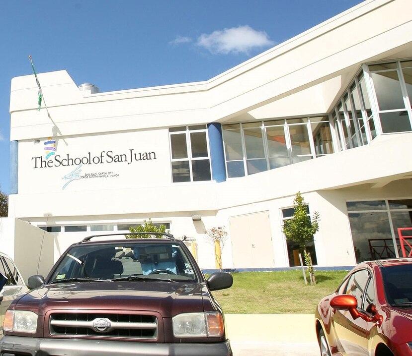 The School of San Juan es una de las tres escuelas del sistema educativo de la capital. (GFR Media)