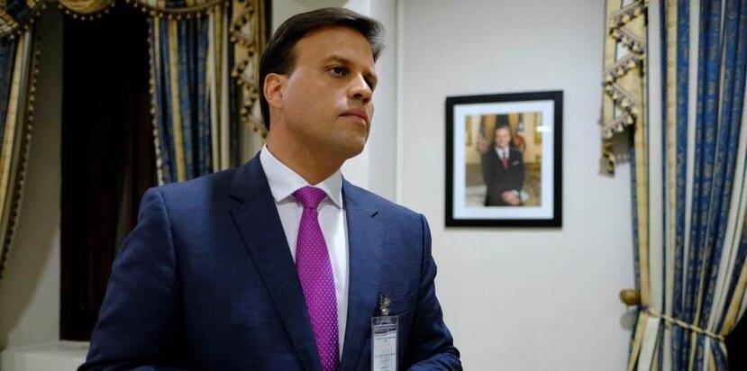 Elías Sánchez Sifonte, the Governor's representative in the Oversight Board (OB). (Archive/GFR)