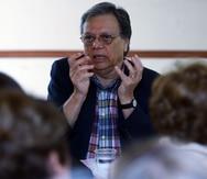 Fallece el autor y profesor Arturo Echavarría