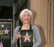 """Olympia Dukakis, veterana actriz de cine y teatro cuyo talento para los papeles maternos la llevó a ganar un Oscar por su papel de la madre de Cher en """"Moonstruck"""", falleció el 1 de mayo."""