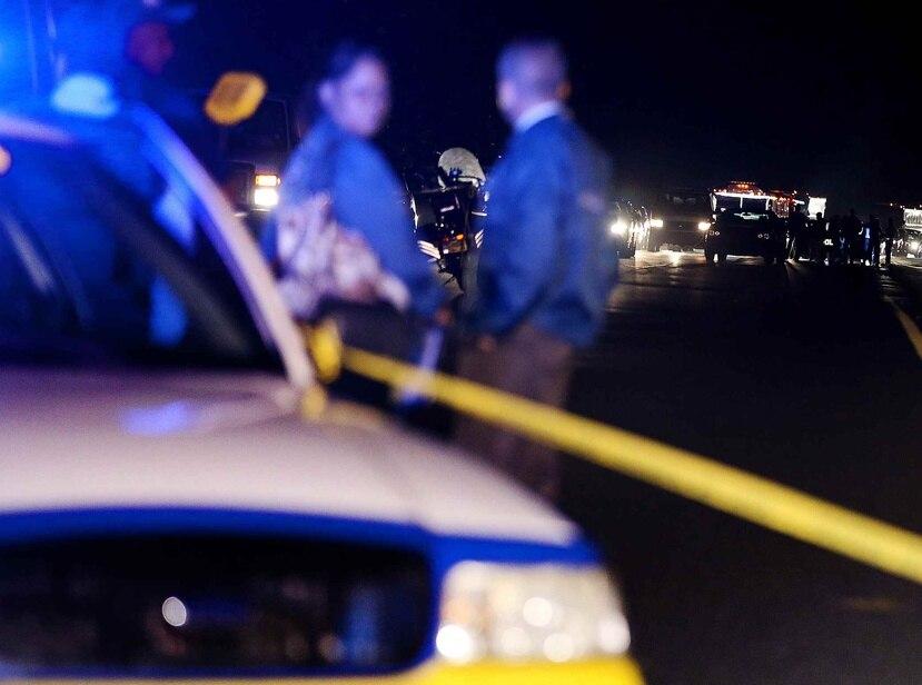 El total de asesinatos en 2021 asciende a 326.