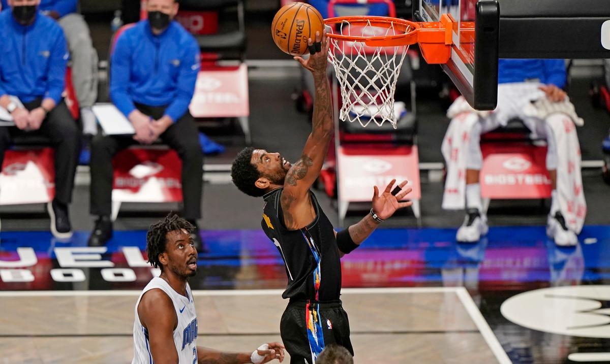 Los Nets siguen calientes sin Kevin Durant