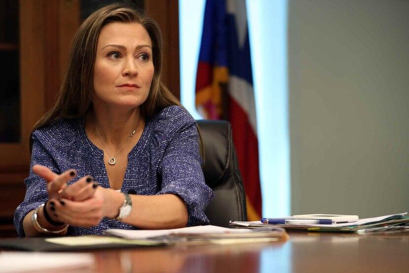 La secretaria de Educación, Julia Keleher. (GFR Media/Archivo)