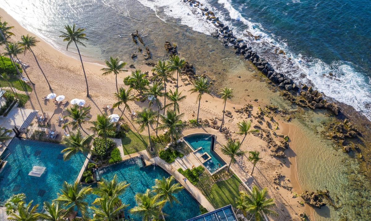 Dorado Beach entre los 500 mejores hoteles del mundo