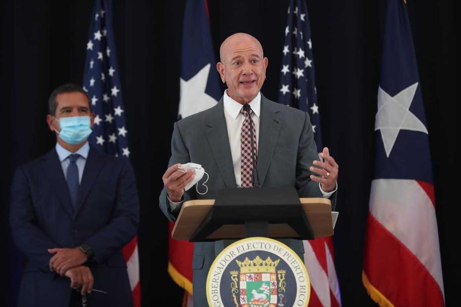 Larry Seilhamer, designado secretario de Estado.