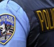 Agente de la Policía.