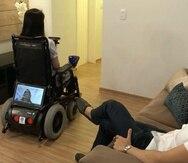 Al menos unas 60 personas han probado esta silla y los resultados han sido exitosos (Hoobox Robotics)