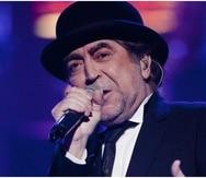 Sabina ofrecía un concierto junto a Joan Manuel Serrat. (AP)