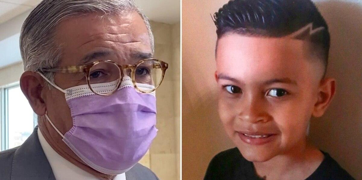 """Abogado del padre de Jeiden Santiago: """"Hay hechos que son innegables"""""""