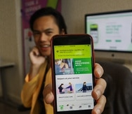 Hallo App se lanzó a medidados de diciembre y va ganando tracción en la cantidad de usuarios y de proveedores que se registran para recibir y ofrecer servicios variados.