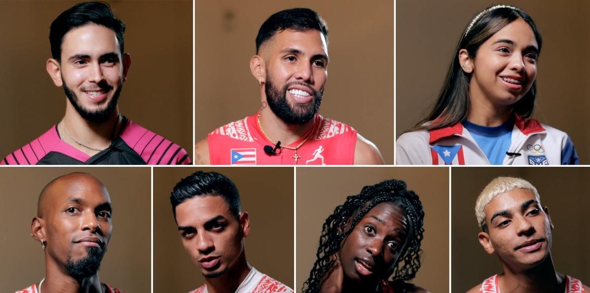 ¿Quién debe llevar la monoestrellada en las Olimpiadas? Nuestros atletas contestan