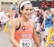 Melinda Martínez cronometró 18:05. (Archivo / GFR Media)