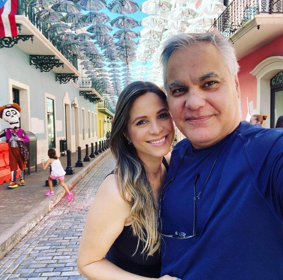En entrevista con El Nuevo Día, Perales añadió que Ontivero fue bien criado por sus papás en Argentina y que trajo un concepto de unidad y de reunirse juntos en la mesa del hogar.