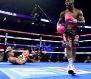 En su última pelea, Terence Crawford noqueó a José Benavidez en 12 asaltos el 13 de octubre de 2018. (Suministrada)