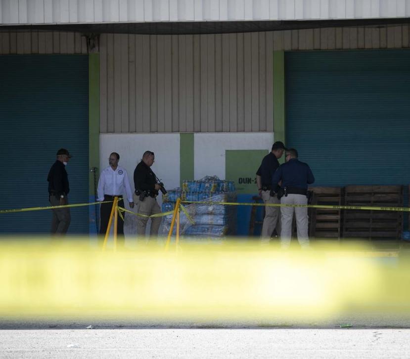 El almacén ubicado en La Guancha fue encontrado por ciudadanos el 18 de enero.