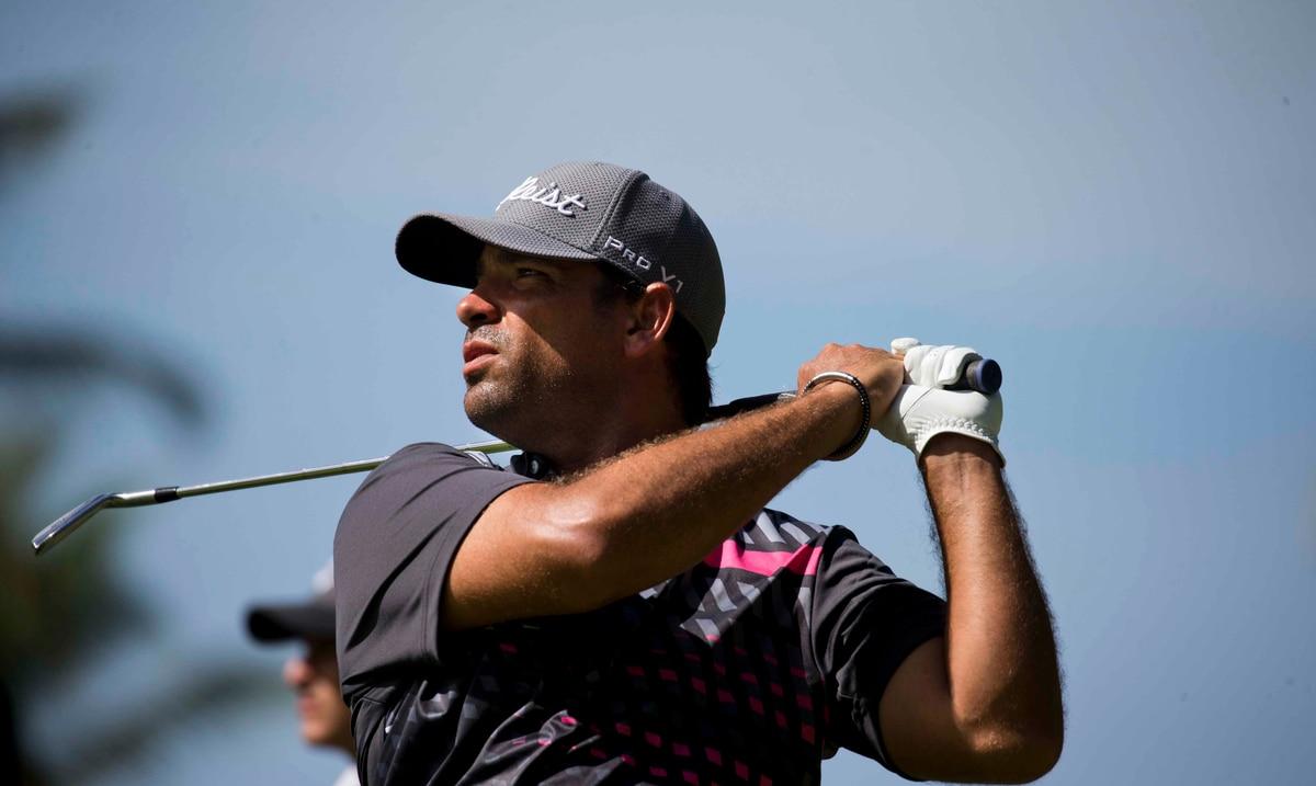 Rafael Campos buscará repetir la fórmula durante la segunda ronda del Puerto Rico Open