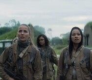En el filme cuatro científicas se adentran en una zona del planeta Tierra que se ha transformado en un portal hacia una dimensión desconocida. (Suministrada)