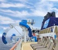 El Nuevo Día participó de una exclusiva conferencia de prensa donde Harry Sommer, presidente y CEO de Norwegian Cruise Line, ofreció detalles de estos primeros viajes de la empresa.