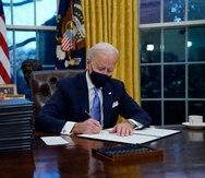 Joe Biden presenta la hoja de ruta para combatir el coronavirus