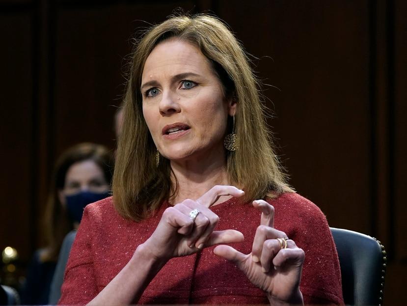 Avanza postulación de jueza pese a boicot demócrata — EEUU