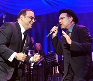 Los artistas recordaron la relación que mantuvieron con Cano Estremera.