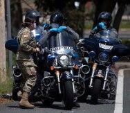 Monitor federal observará intercambio de la Guardia Nacional con la Policía