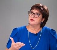 Natalie Jaresko, directora ejecutiva de la Junta de Supervisión Fiscal, pidió a la administración de Pedro Pierluisi anular la Ley 142, que busca que las aseguradoras respeten el criterio médico a la hora de prescribir medicamentos, en o antes del próximo 1 de octubre.