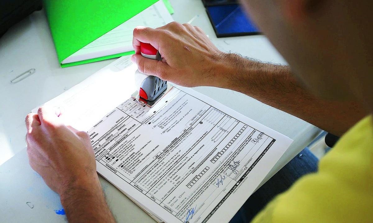 Hacienda emite reintegros para las primeras planillas radicadas en línea