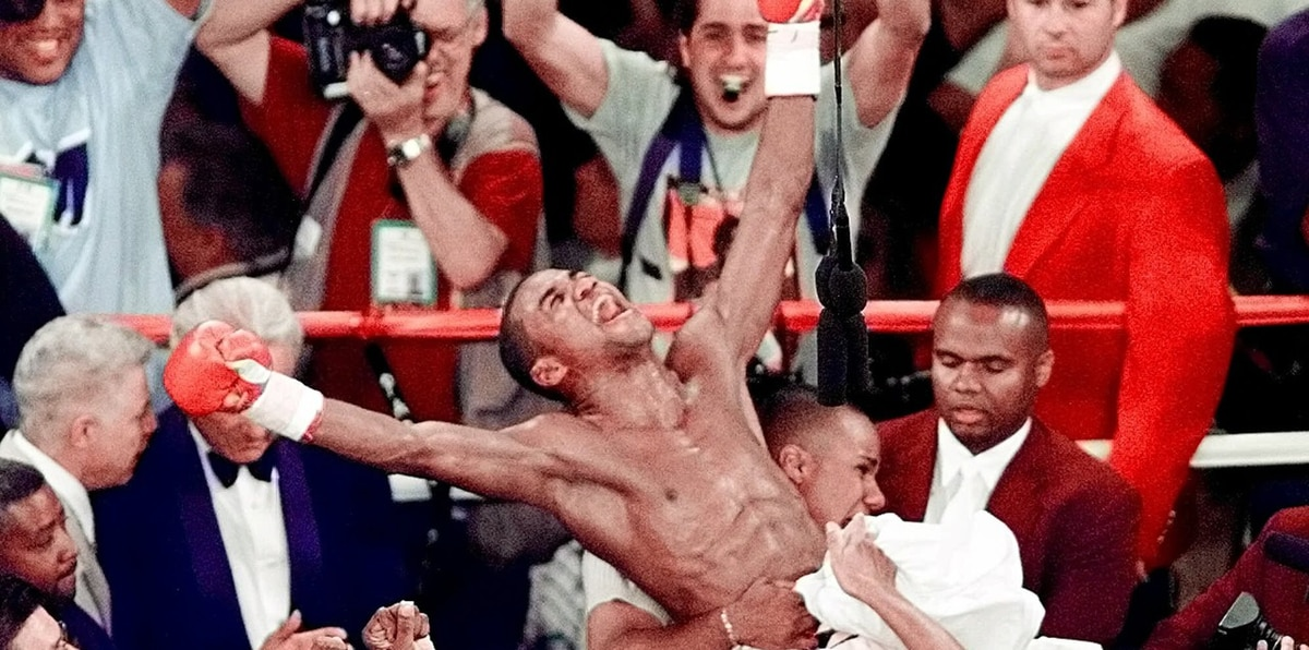 Logros deportivos de Tito Trinidad