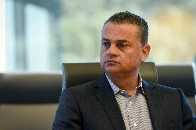 """El presidente de la organización Bonistas del Patio, Rafael Rojo, dijo que para lograr un acuerdo con los acreedores """"la meta debe ser mayo"""". (Archivo / GFR Media)"""