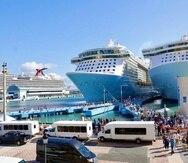 Carnival será la primera compañía de barcos que atracará con pasajeros en Puerto Rico desde que se desató la pandemia de COVID-19. La parada está prevista para el próximo martes, 3 de agosto, que además marca el estreno del Mardi Gras, la embarcación más nueva de Carnival.