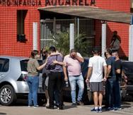 Un hombre asesina a varios niños y una maestra en un cuido en Brasil