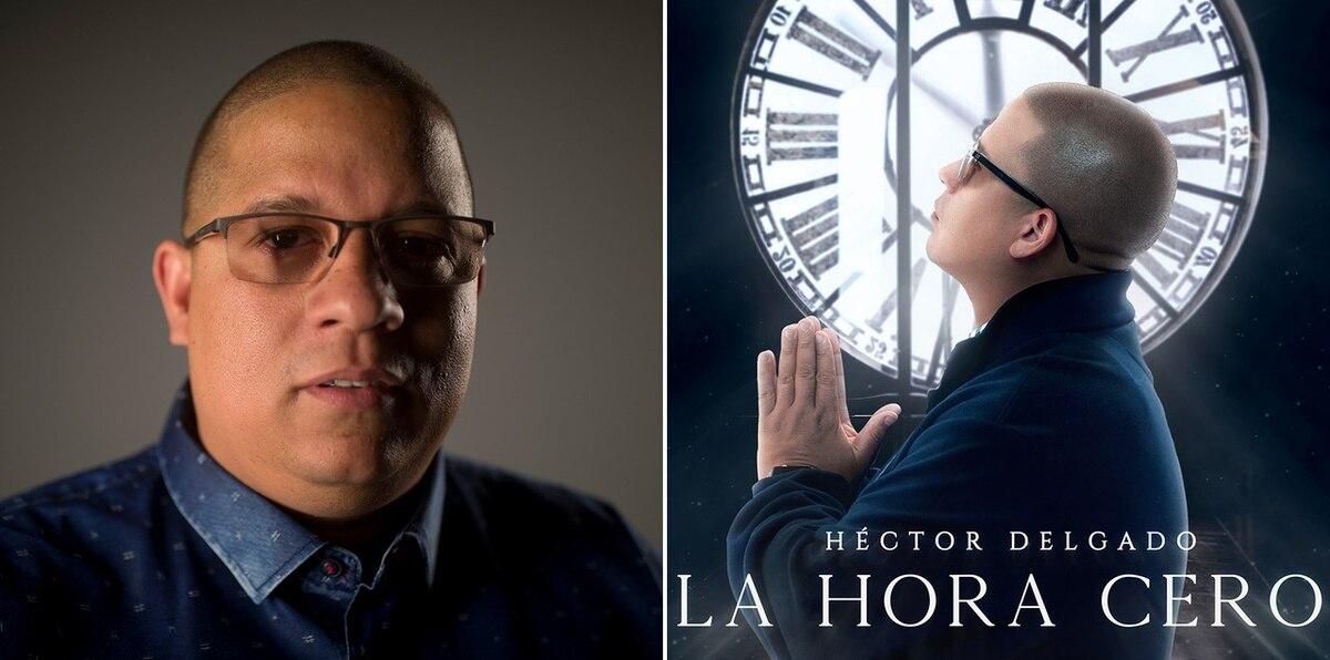 """""""La hora cero"""", el regreso de Héctor Delgado a la música"""