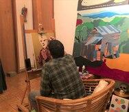 Tito Calavera  presenta sus recuerdos creativos del encierro