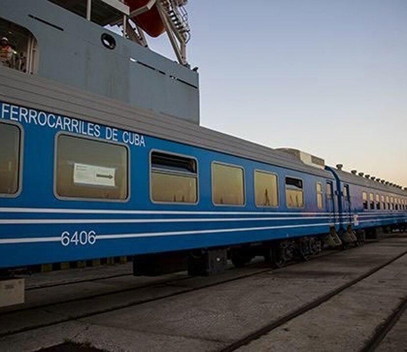 Los trenes estarán compuestos por 11 vagones nuevos fabricados en China. (Cubadebate)