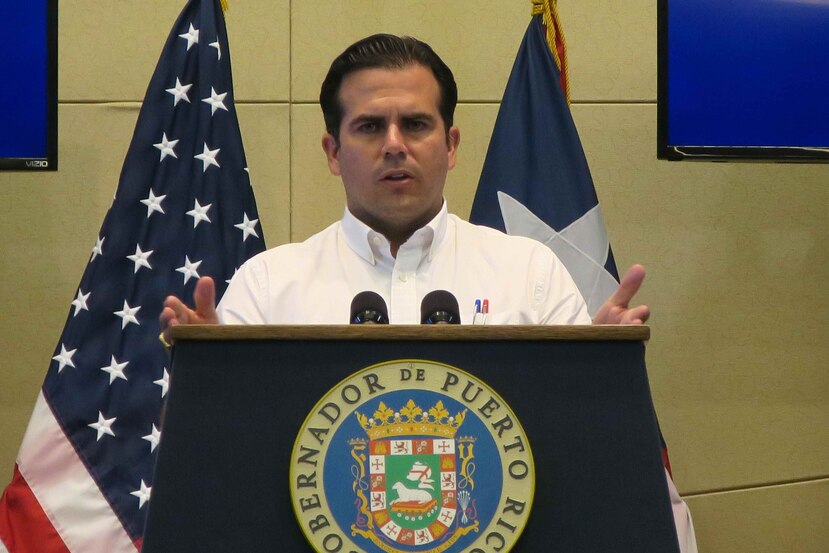 Ricardo Rosselló Nevares stressed that his plan to reenergize is based on the opinion of experts, and said that it is essential that the Island has all the necessary resources –such as staff and equipment- to restore the system.  (EFE)