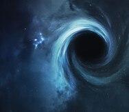 Descubren una singular onda gravitacional de la fusión de dos agujeros negros