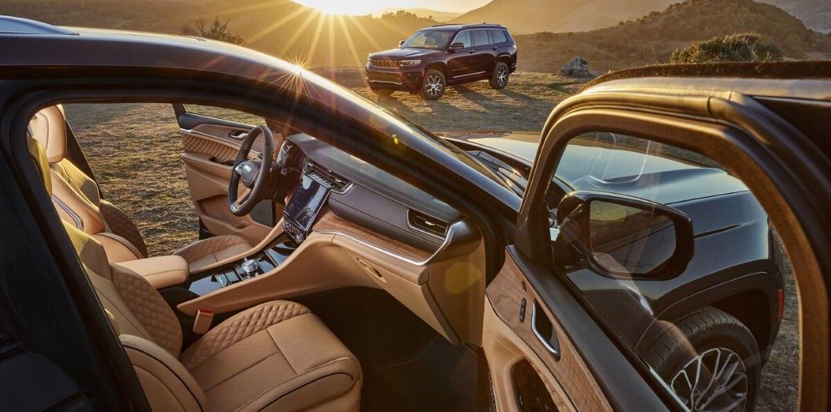 La Jeep Gran Cherokee tiene un precio inicial de venta ascendente a $45,995.