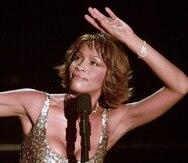 A la pantalla grande la vida de Whitney Houston