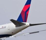 La aeronave se supone que aterrizara a las 10:10 a.m. en Nueva York. (Archivo)