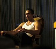 El actor boricua, Ektor Rivera, interpreta a Daniel Santos en la película que estrena mañana.
