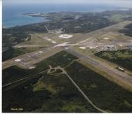La base se encuentra en el municipio de Ceiba.