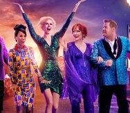 """La película """"The Prom"""", con Nicole Kidman, Meryl Streep y James Corden, entre otras estrellas, estrena en Netflix."""