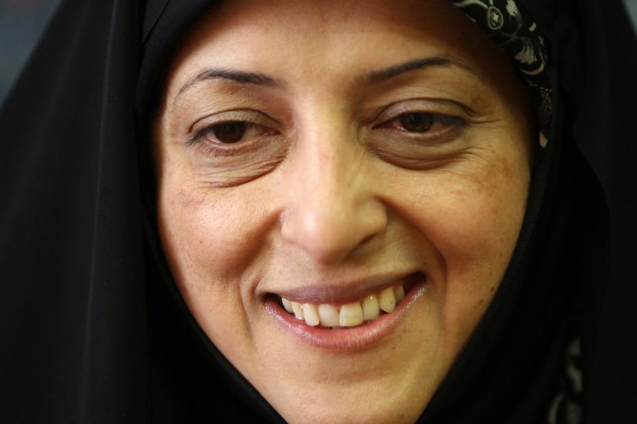 Irán - Massoumeh Ebtekar: Irán, el epicentro del primer brote de coronavirus en Oriente Medio, ha visto como varios de sus altos cargos se contagiaban, incluyendo los vicepresidentes Eshaq Jahangiri y Massoumeh Ebtekar (en la foto). Varios miembros del gabinete dieron también positivo.