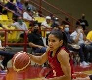 Pamela Rosado aportó 22 puntos para Morovis.