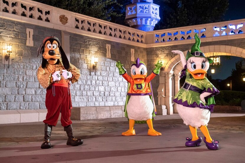 """This Halloween season, something special is brewing for Magic Kingdom Park at Walt Disney World Resort in Lake Buena Vista, Fla. """"Disney After Hours BOO BASH"""" will be a three-hour event that begins when the park closes on select nights from Aug. 1"""