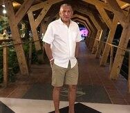Foto suministrada por el Negociado de la Policía de Eugenio Martínez Rodríguez, reportado como desaparecido en Morovis desde el pasado sábado.