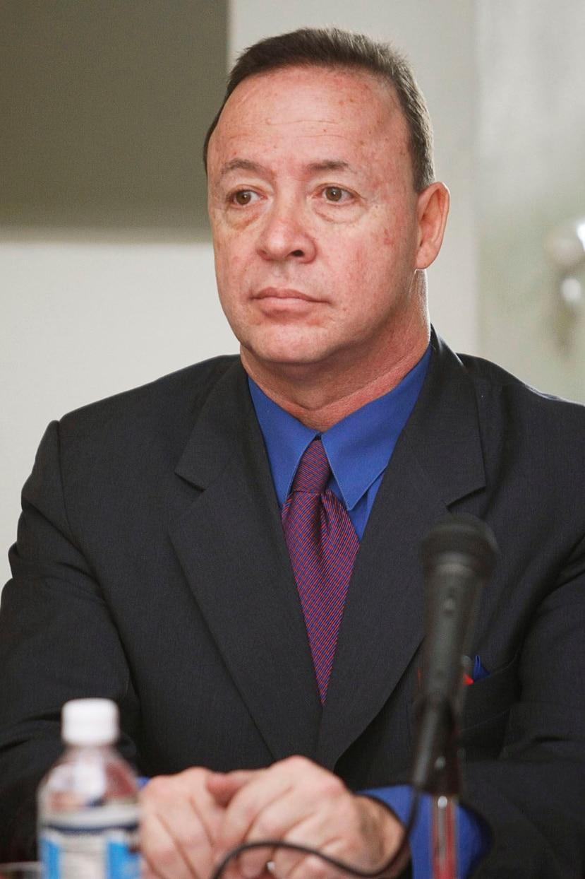 Héctor Ríos Maury. (GFR Media)