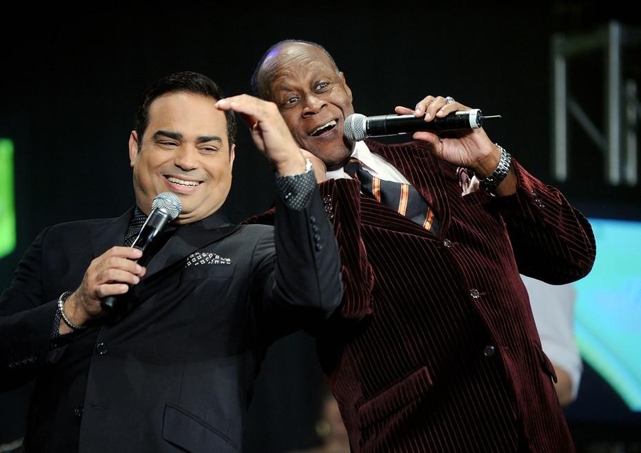 Ventura participó en varios de los conciertos de Santa Rosa a lo largo de los años.